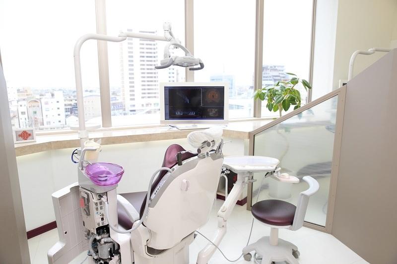 藤沢市辻堂の歯医者・歯科の阿部歯科CTクリニックの診察室